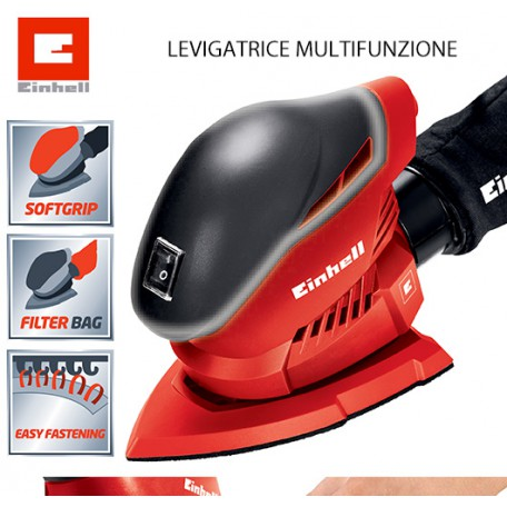 LEVIGATRICE MULTIFUNZIONE TH-OS 1016